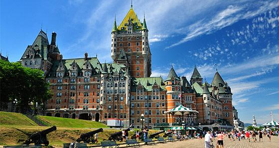 Vacation Packages to Quebec City