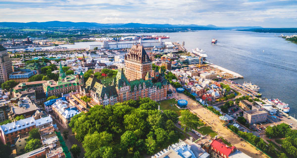 Quebec City Sightseeing Tours