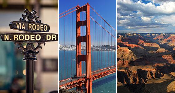 Best of California! Affordable Tour Packages
