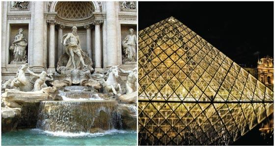 Europe Tours from Paris