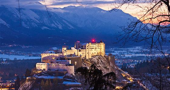 Sightseeing Tours in Salzburg