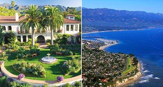 Santa Barbara Sightseeing