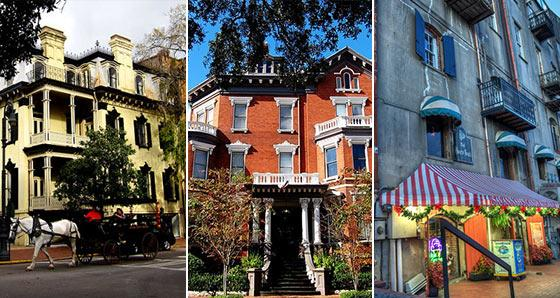 Vacation Packages to Savannah