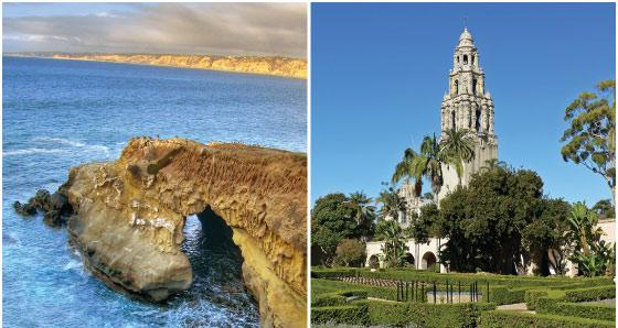 Top Selling San Diego Tour Packages