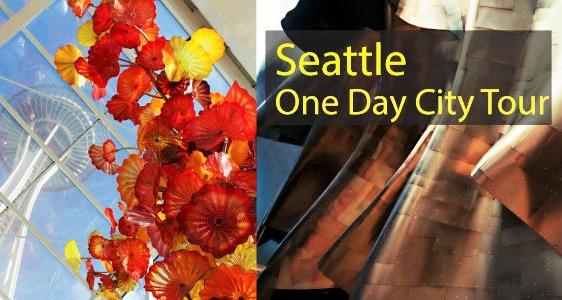 1-Day Seattle City Tours
