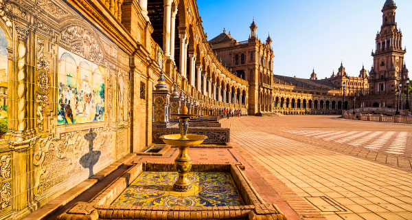 Seville Local Tours from Madrid