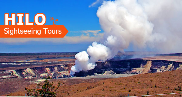 Big Island Sightseeing Tours from Hilo