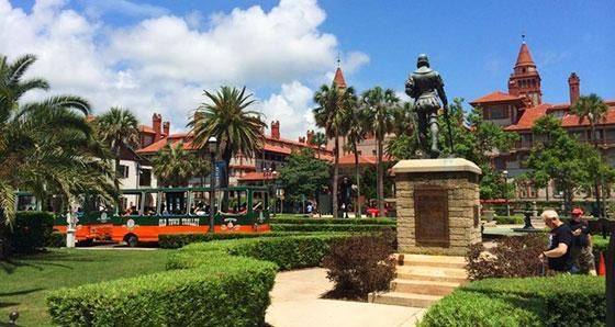 Sightseeing in St. Augustine - America's Oldest City!
