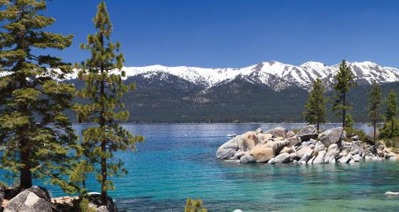 Lake Tahoe Tours Vacation Packages From Los Angeles San Francisco Taketours