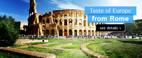 Top Tour Packages from Rome