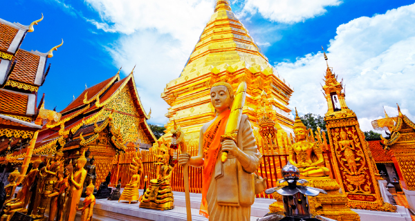 Thailand Vacation Packages from Bangkok and Chiang Mai
