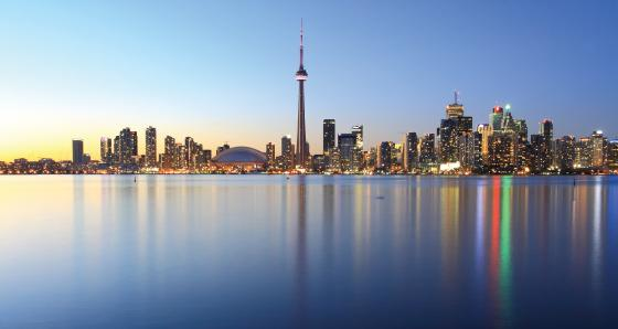 Popular Canada Tours from Toronto