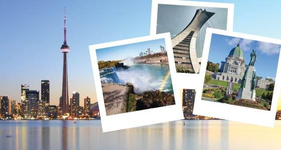 Canada Tours Amp Vacation Packages From Toronto Vancouver