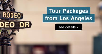 West Coast Tour Packages from LA
