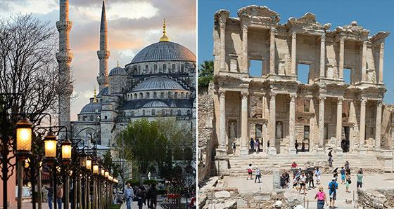 Turkey Sightseeing Tours