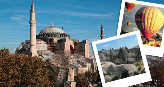 Vacation Packages to Turkey
