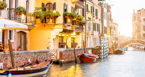 Venice Vacation Packages with Bus Tours