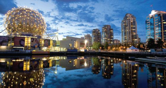 Sightseeing Day Tours from Vancouver