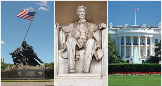 2-4 Day Tours to Washington DC