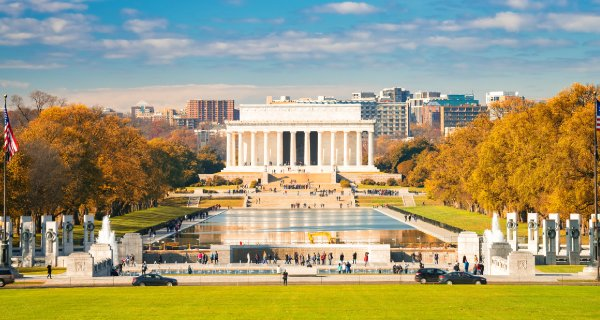 Washington DC Vacation Packages  - Up to 25% OFF
