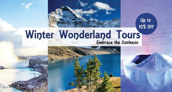 Winter Wonderland Tours - Up to 10% OFF