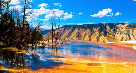 Yellowstone Tours Amp Vacation Packages From Los Angeles San