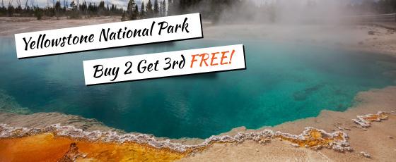 Las Vegas Round Trip Yellowstone National Park Bus Tours