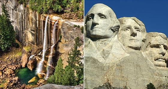 Yellowstone & Mount Rushmore Tours from Los Angeles