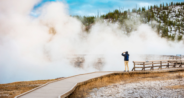 2019 Summer Yellowstone Tours from Salt Lake City - Up to 20% OFF