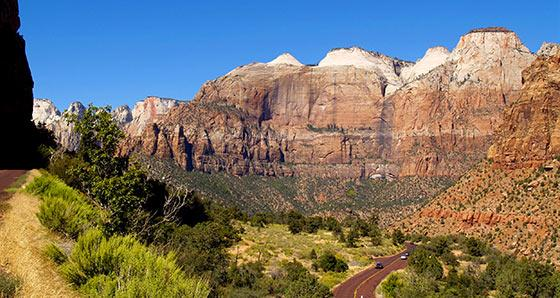 Zion National Park Sightseeing Tours