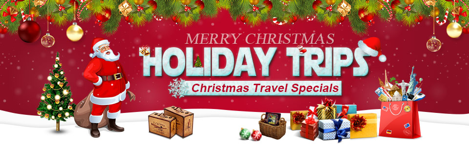 Christmas Holiday Tours Vacation Packages