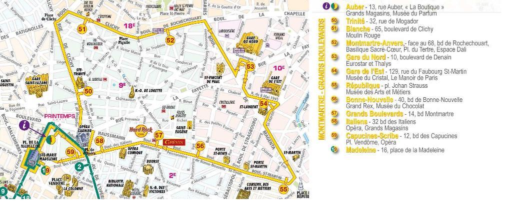 Lopen Tour Paris Map.Paris Hop On Hop Off Open Tour Plus Boat Tour Taketours